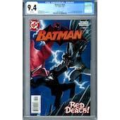 Batman #635 CGC 9.4 (W) *2027873016*