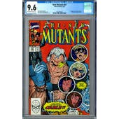 New Mutants #87 CGC 9.6 (OW-W) *2027874015*