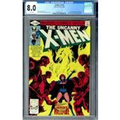 X-Men #134 CGC 8.0 (W) *2027875015*