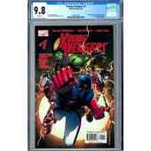 Young Avengers #1 CGC 9.8 (W) *2028705007*