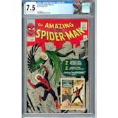 Amazing Spider-Man #2 CGC 7.5 (C-OW) *2037394001*