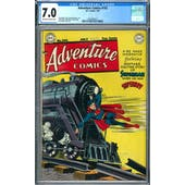 Adventure Comics #142 CGC 7.0 (OW-W) *2037692013*