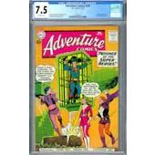 Adventure Comics #267 CGC 7.5 (OW) *2037692017*