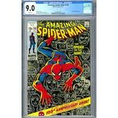 Amazing Spider-Man #100 CGC 9.0 (W) *2037692022*