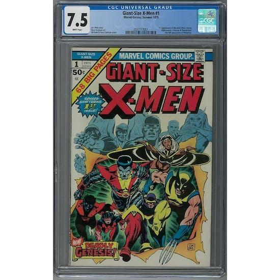 Giant-Size X-Men #1 CGC 7.5 (W) *2037713001*
