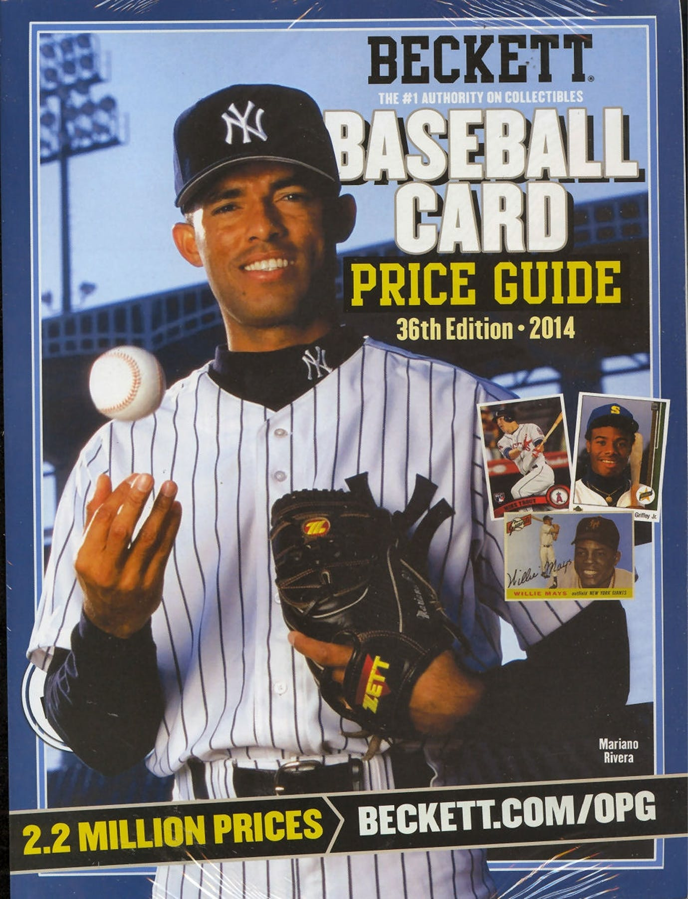 Beckett baseball card guide 36th edition 2014 ex-library | ebay.