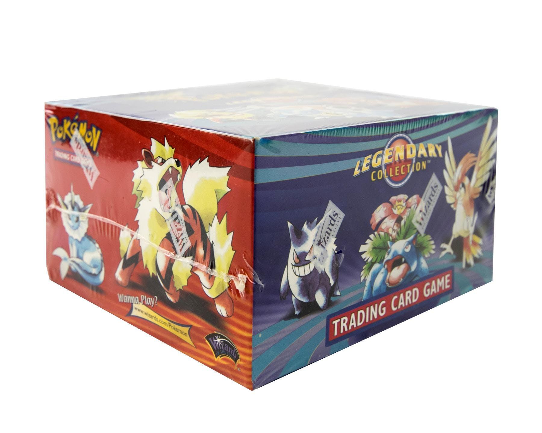 Pokemon Legendary Collection Booster Box   DA Card World