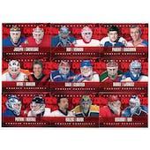 2013-14 ITG Enforcers II Complete 90 Card Set