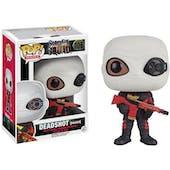Funko POP Movies: Suicide Squad - Deadshot (Masked)
