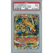 Pokemon Flashfire M Charizard EX 107/106 Holo Rare PSA 9