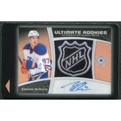 2016 Upper Deck National Sports Collectors Convention Room Key Ultimate Collection Connor McDavid