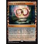 Magic the Gathering Kaladesh Inventions Single Rings of Brighthearth FOIL - NEAR MINT (NM)