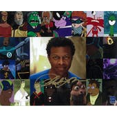 Phil Lamarr Autographed Composite 8x10 Photo
