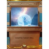 Magic the Gathering Amonkhet Invocation Single Counterspell FOIL - NEAR MINT (NM)