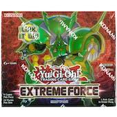 Yu-Gi-Oh Extreme Force Booster Box