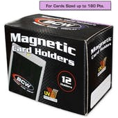 BCW 180pt. Magnetic Card Holder (12 Count Box)