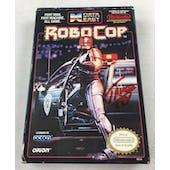 Nintendo (NES) RoboCop AVGN James Rolfe Red Autographed Box Complete