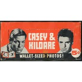 1962 Topps Casey & Kildare 5-Cent Display Box