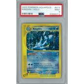 Pokemon Aquapolis Kingdra H14/H32 PSA 9