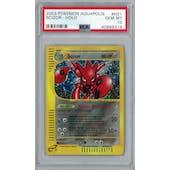 Pokemon Aquapolis Scizor H21/H32 PSA 10 GEM MINT