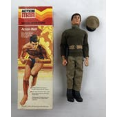 Action Man Special Operations Figure with Original Box (Commander Uniform Parts)