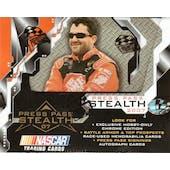 2007 Press Pass Stealth Racing Hobby Box
