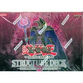 Upper Deck Yu-Gi-Oh Spellcaster's Judgment Structure Deck Box