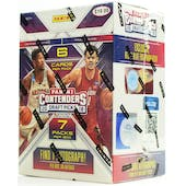 2018/19 Panini Contenders Draft Basketball 7-Pack Blaster Box (Lot of 3)