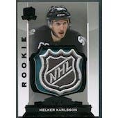 2014/15 The Cup #118 Melker Karlsson Black Rookie Shield #1/1