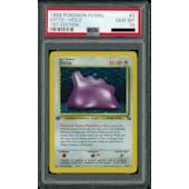 Pokemon Fossil 1st Edition Ditto 3/62 PSA 10 GEM MINT