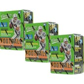 2018 Panini Classics Football 8-Pack Blaster Box (Lot of 3)