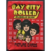 1975 Topps Bay City Rollers Pack