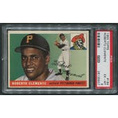 1955 Topps Baseball #164 Roberto Clemente Rookie PSA 6 (EX-MT)