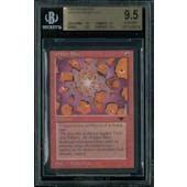 Magic the Gathering Antiquities Artifact Blast BGS 9.5 (10, 9.5, 9.5, 9.5)