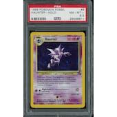 Pokemon Fossil Haunter 6/62 PSA 8.5