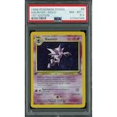 Pokemon Fossil 1st Edition Haunter 6/62 PSA 8.5