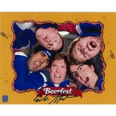 Erik Stolhanske Autographed Beerfest Huddle 8x10 Photo