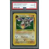 Pokemon Fossil Aerodactyl 1/62 PSA 10 GEM MINT