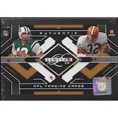 2009 Donruss (Leaf) Limited Football Hobby Box