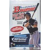 2009 Bowman Draft Picks & Prospects Baseball Hobby Box