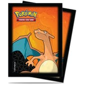 Ultra Pro Deck Pokemon Charizard Deck Protectors (65 Ct.)