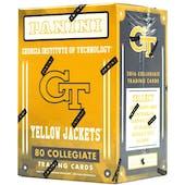 2016 Panini Georgia Tech Collegiate Multi-Sport Blaster Box