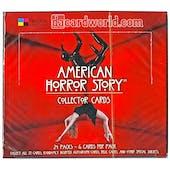 American Horror Story Trading Cards Box (Breygent 2014)