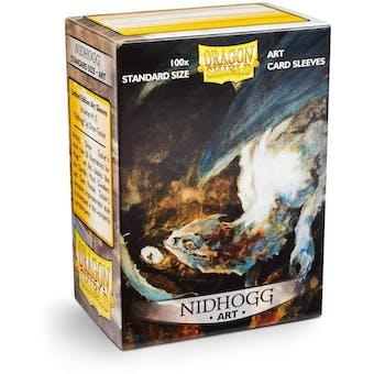 Dragon Shield Card Sleeves: Art Classic Nidhogg (100)