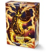 Dragon Shield Yu-Gi-Oh! Size Card Sleeves - Syber Art (60 Ct. Pack)