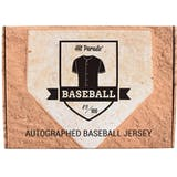 2019 Hit Parade Auto Baseball Jersey 1-Box Series 4- DACW Live 6 Spot Random Division Break #2