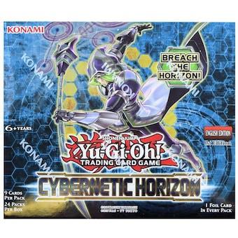 Yu-Gi-Oh Cybernetic Horizon Booster Box