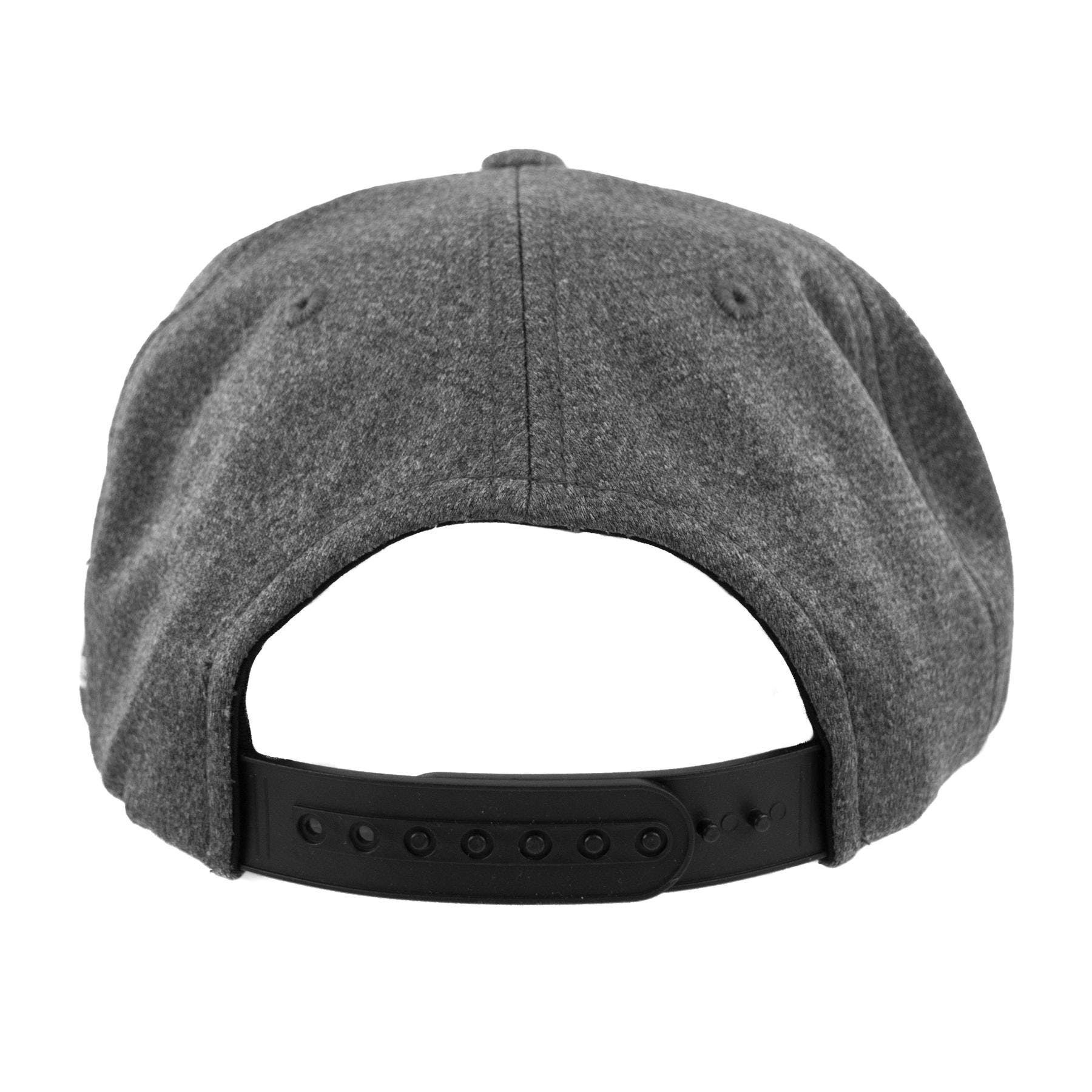 0f06745c26e D.C. United Adidas Gray Flat Brim Snapback Hat (Adult OSFA)