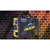 Pokemon TCG: Detective Pikachu Collector Chest Tin
