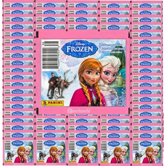 Panini Disney Frozen Sticker Pack (Lot of 500)